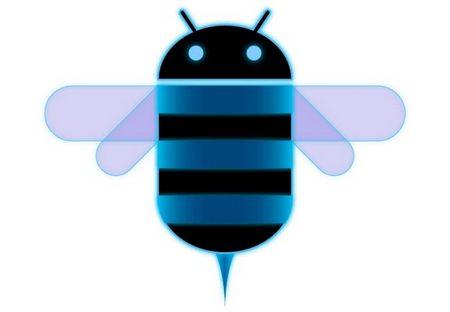 Эмблемой андроид 3 0 оказался синий