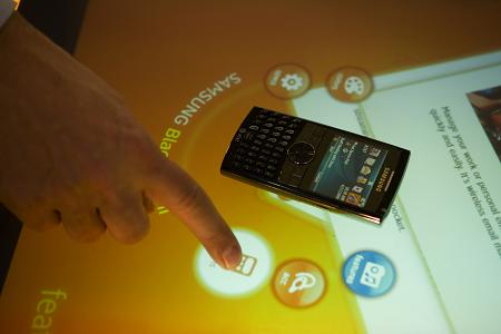 Июн 11 интерактивный сенсорный стол